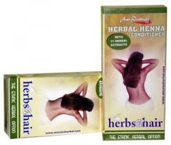 Anti Dandruff Herbal Henna