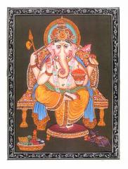 Popular zoomorphic hindu deity