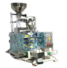 Vertical Form Seal Machine With Vibro Volumetric