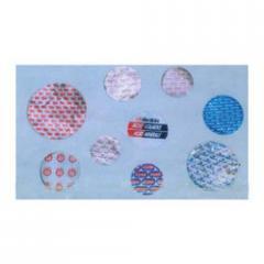 Aluminum Foil Pre Cut Seal