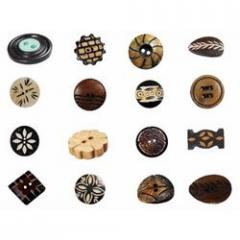 Natural Handcrafted Horn & Bone Buttons