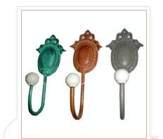 Iron/Ceramic Hook