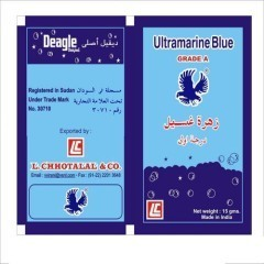 Ultramarine Blue for Industrial Use
