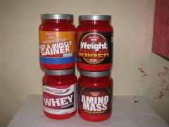 American 4 x Gym Supplements Range