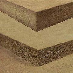 Veneered Particle Boards