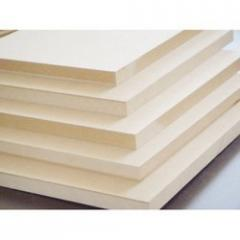 Medium Density Fireboard (MDF)