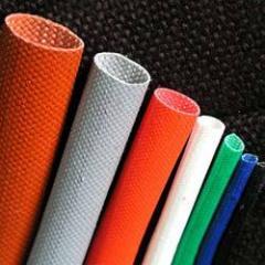 Silicon coated Fiberglass Sleeve