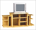 TV stand cum display unit