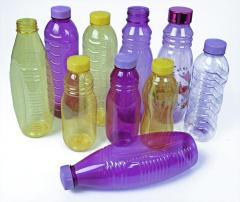 Colorful PET Bottels
