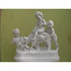 Marble Statues