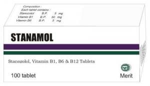 Stanamol Tablets