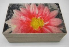 """FLORAL "" Print Gift Box"