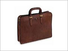 Leather port folios