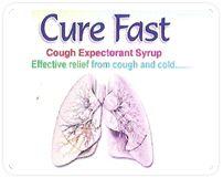 Curefast (Cough Syrup)