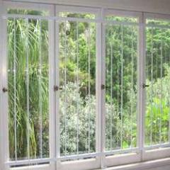 Mild Steel Windows