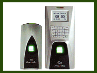 Biometric Finger Print Time And Attendance