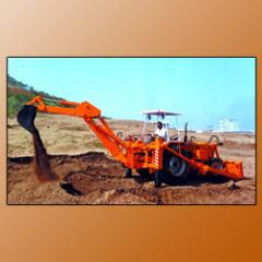 Backhoe Dozer Attachment