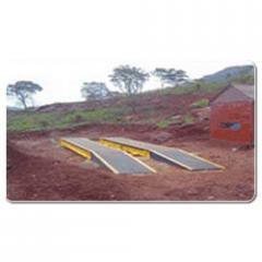 Portable Steel Structure Electronic Weigh Bridge