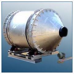 Rotary Aluminum Melting Furnaces