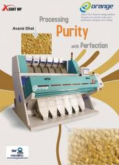 Avari Dhal Color Sorter