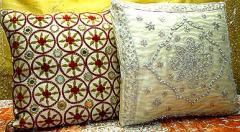 Designer Cushions (L-R)