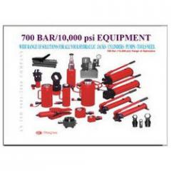 Hydraulic Jacks & Equipment
