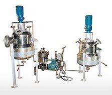Jacketed Vacuum Evaporators