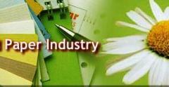 Industrial grade guar gum (paper industry)