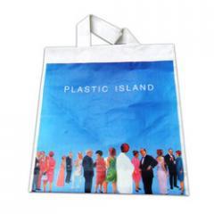 HDPE Custom Printed Bags