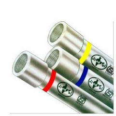 GI Steel Pipes