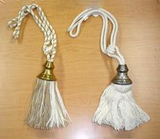 Tie-Back Tassel