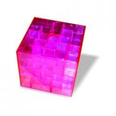 Maze Cube Puzzle