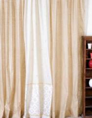 Chanderi Asharfi Curtains