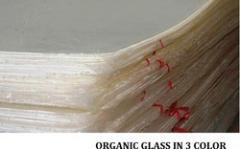 Glass organic
