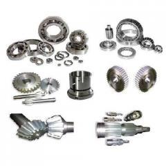 Bearings, Gears & Pulleys