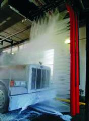 Automatic High Pressure Bus/Truck Wash System