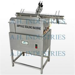 Automatic Single Head Ampoule Filling &