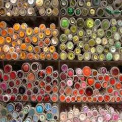 Swati Embroidery threads