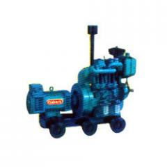 Air Cooled, Single Cylinder Generator