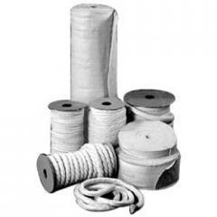 Glass Fiber, Ceramic Sealings, Ceramic Packings