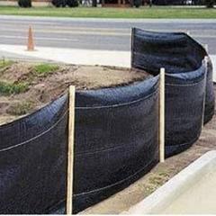 Polypropylene Silt Fence