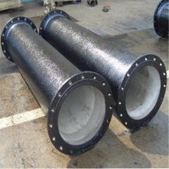 Flange tubes
