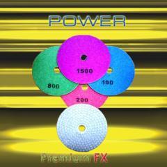 Power Flexible Polishing Pad