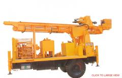 Mounted Drilling Rig