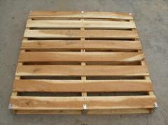 Two Way Reversible Pallet