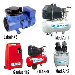 Co Axial Oil Free Compressor - Co Axial