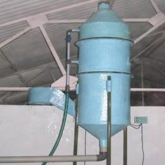 Scrubber For Food Industry