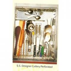 Stainless Steel Perforated Cutlery
