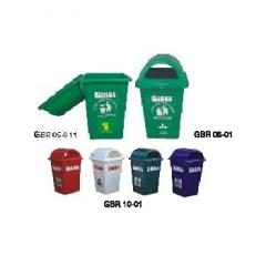 Waste Bins Rectangular - Series GBR 01