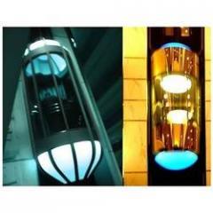 Panoramic Elevators - Glass Capsule Lifts